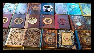 Libri e custodie fantasy