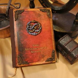 04 - La Storia Infinita NeverEnding Story copertina
