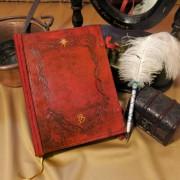 05 – Libro rosso di Bilbo – Signore degli anelli
