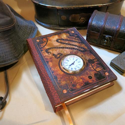 08 – orologio steampunk