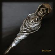 morte bronzo